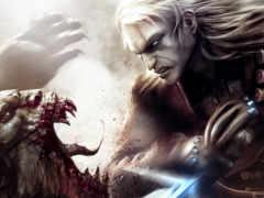 ведьмак, game, one