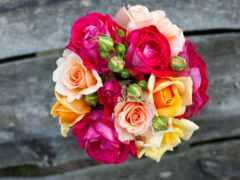cvety, букет, розы