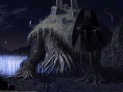 reaper, grim, drawing
