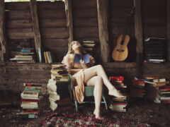 музыка, книги, sexy