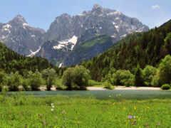 slovenia, природа, альпы