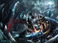 игры, warcraft, terrorblade
