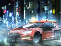 blade, run, car