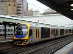 поезд, trains, sydney