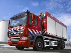 daf, vehicle, truck
