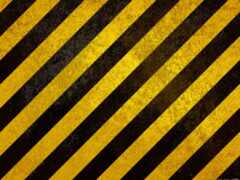 yellow, black, полосатый