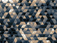 текстура, собака, треугольник