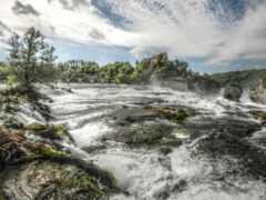 rapidă, water, природа