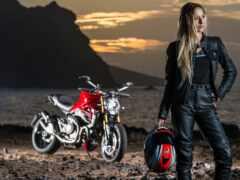 девушка, bike, мотоцикл
