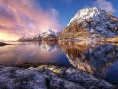 норвегия, lofoten, norwegian