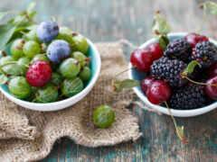 pulpit, ягода, смородина