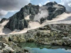 гора, камень, free