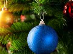 шар, елка, новый год
