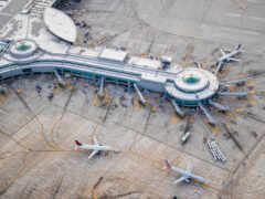 san, международный, airport