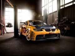 bmw, автомобили, тюнинг e92
