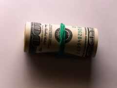 сто, money