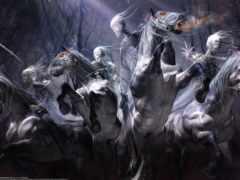 охота призраков