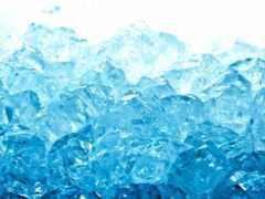 лед, кубик
