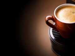 утро, хороший, coffee