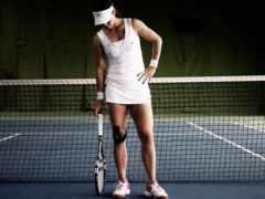 теннис, ракетка