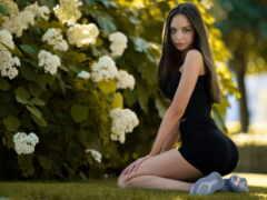 lady, девушка, модель