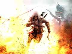 creed, огонь, assassins