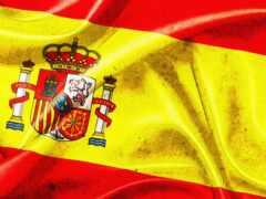 флаг, испания, эмблема
