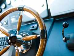 яхта, колесо, яхте