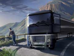 симулятор, truck, евро