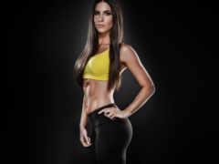 фитнес, модель, physical
