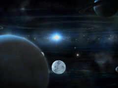 луна, свет, lichtmond