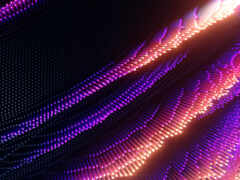 purpura, abstract, art