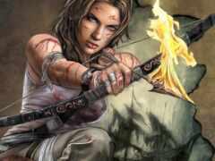 raider, reborn, воин