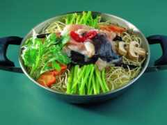 растительный, блюдо, mushroom