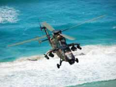 вертолет, тигр, военный