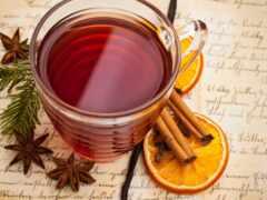 чая, рецепт, home
