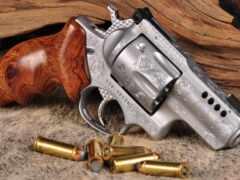 revolver, magnum, custom