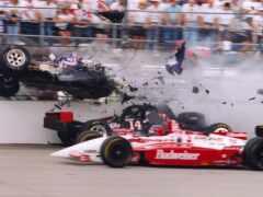race, авиакатастрофа, трек