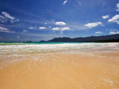 пляжи, красивые, земле