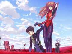 evangelion, anime, genesis