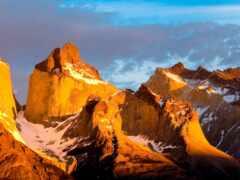 patagonia, del, paine