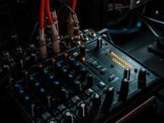 музыка, техника