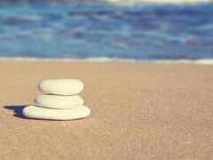 пляж, море, ocean