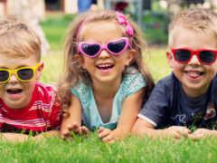 очки, детские, солнца