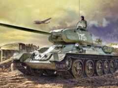 танк, war, world
