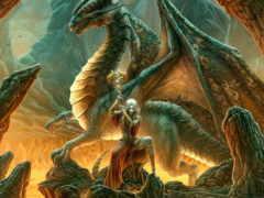 fantasy, dragon Фон № 23211 разрешение 1920x1200