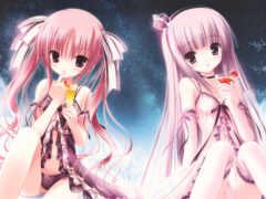 аниме, girls Фон № 30597 разрешение 1920x1200