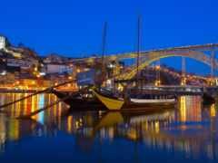 португалия, мост, porto