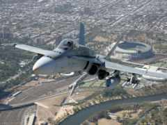 f-16 fighting falcon, самолет
