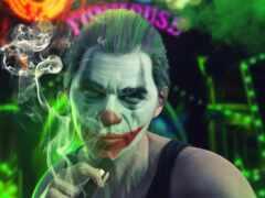 joker, pantalla, cool